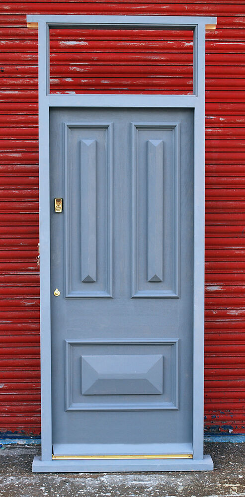 High Quality Exterior Doors Jefferson Door: Hardwood Exterior Door With Raised And Fielded Panels