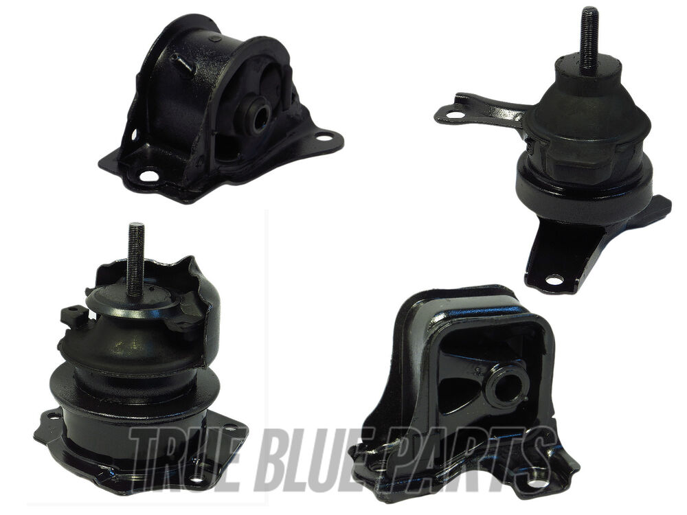 Super Auto Mount Kit For 1998 2002 Honda Accord 2 3l Auto Trans Engine Motor Ebay