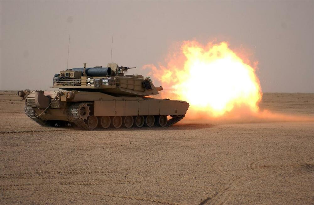 COOL SHOOTING TANK GLOSSY POSTER PICTURE PHOTO gulf war ...