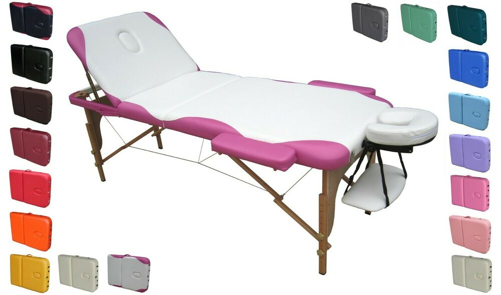 ven lit table de massage esth tique manucure tattoo pour