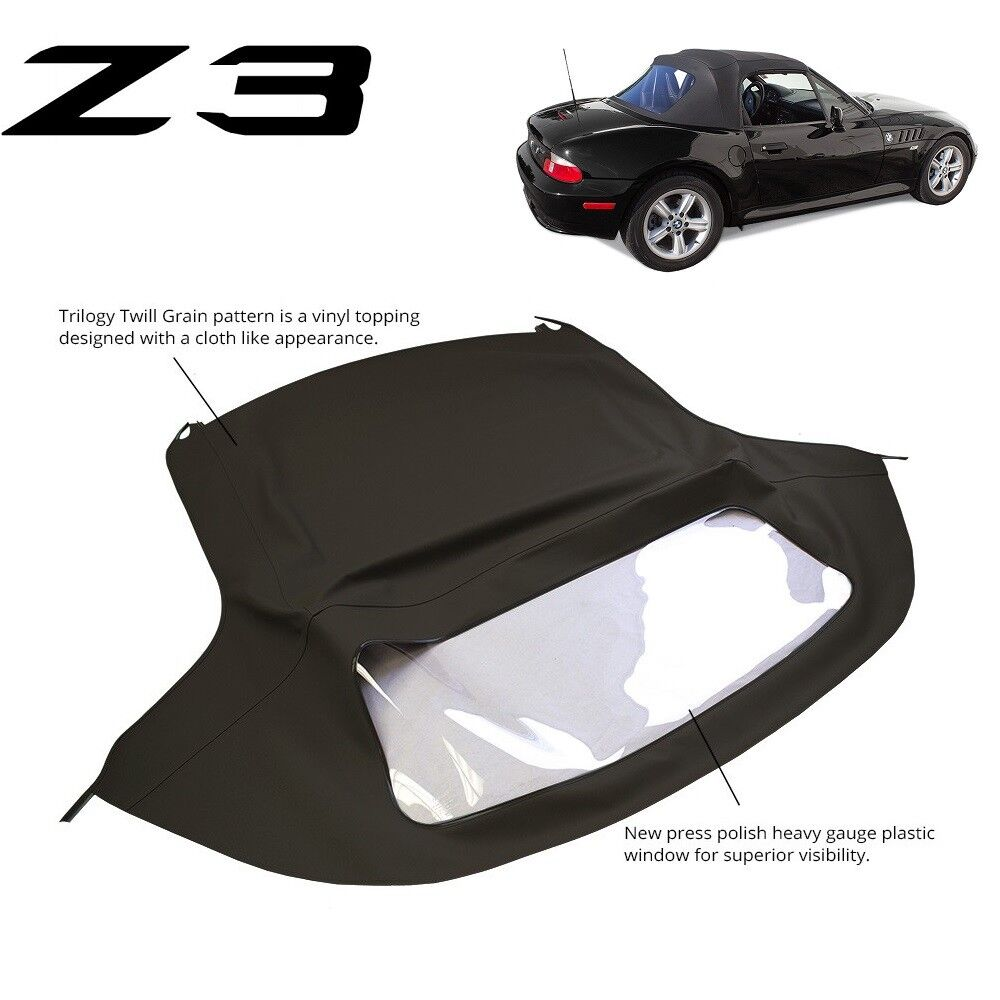 Bmw Z3 Top: BMW Z3 1996-2002 Convertible Soft Top Replacement