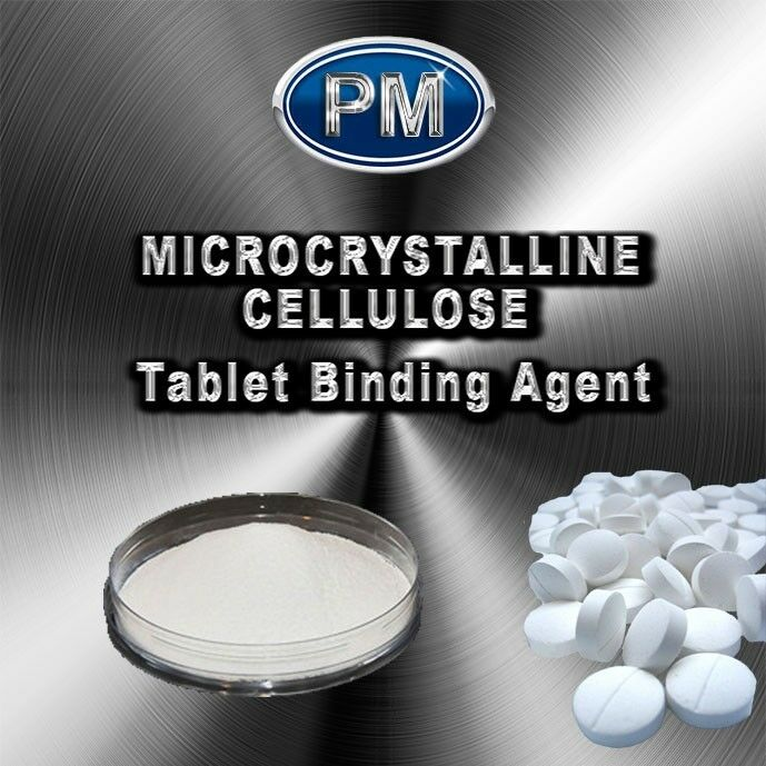 MICROCRYSTALLINE CELLULOSE TABLET BINDING AGENT FOR TDP