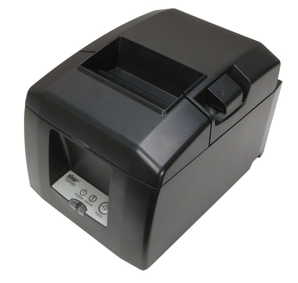 Tsp654iid 24 gry star thermal pos printer serial auto for Thermal star windows