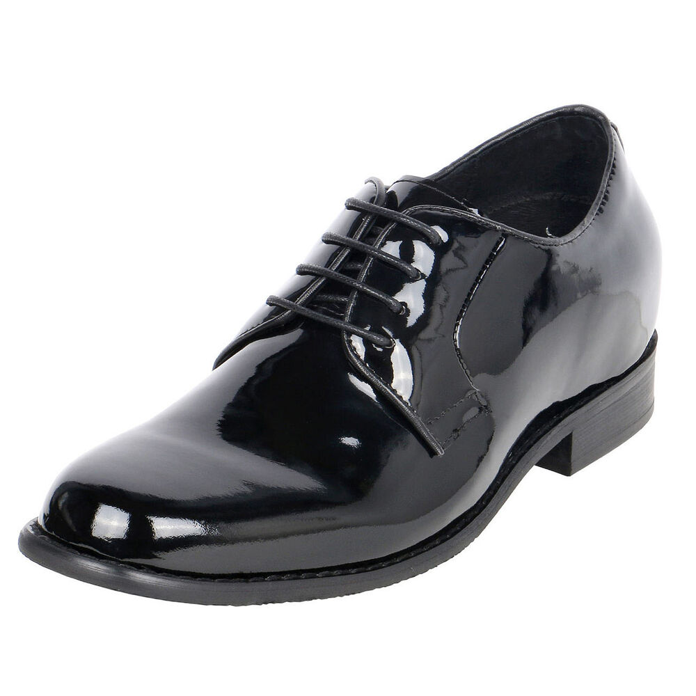 Black Wedding Shoes For Groom