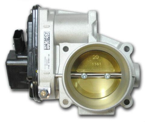 oem new 2009 2012 ford escape throttle body 2 5l 3 0l v6. Black Bedroom Furniture Sets. Home Design Ideas
