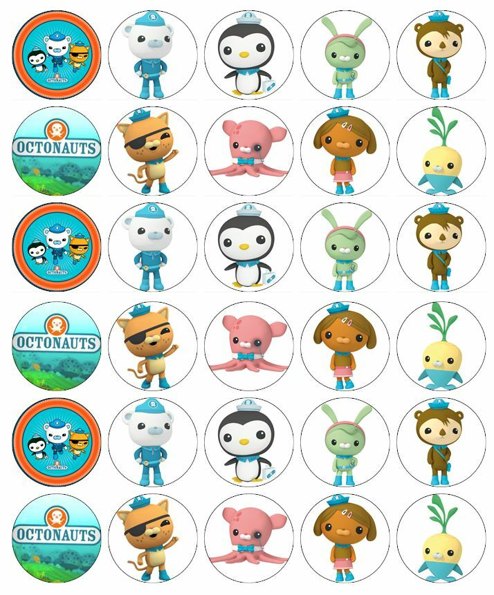 It's just an image of Crush Octonauts Free Printables