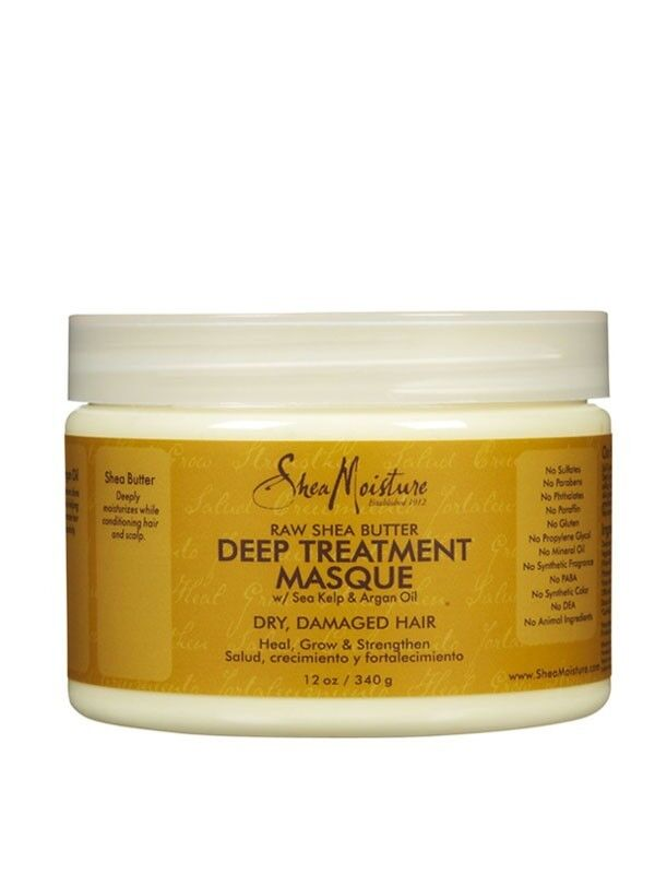 Shea butter deep treatment masque