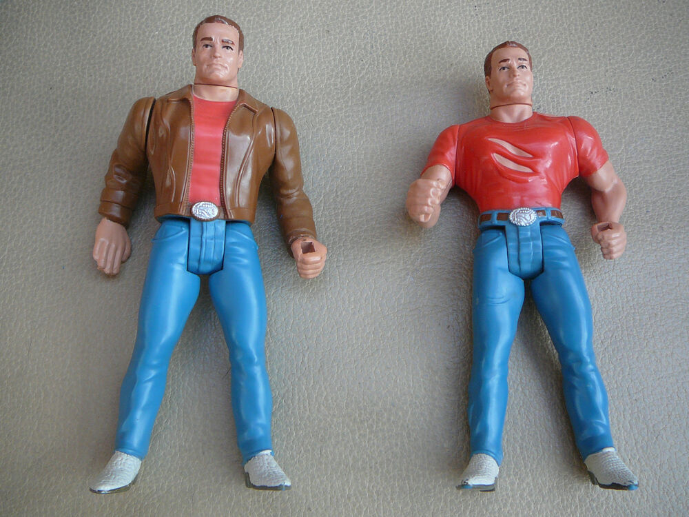 Rare Toys From The 80s : L k rare last action hero vintage figures s mattel