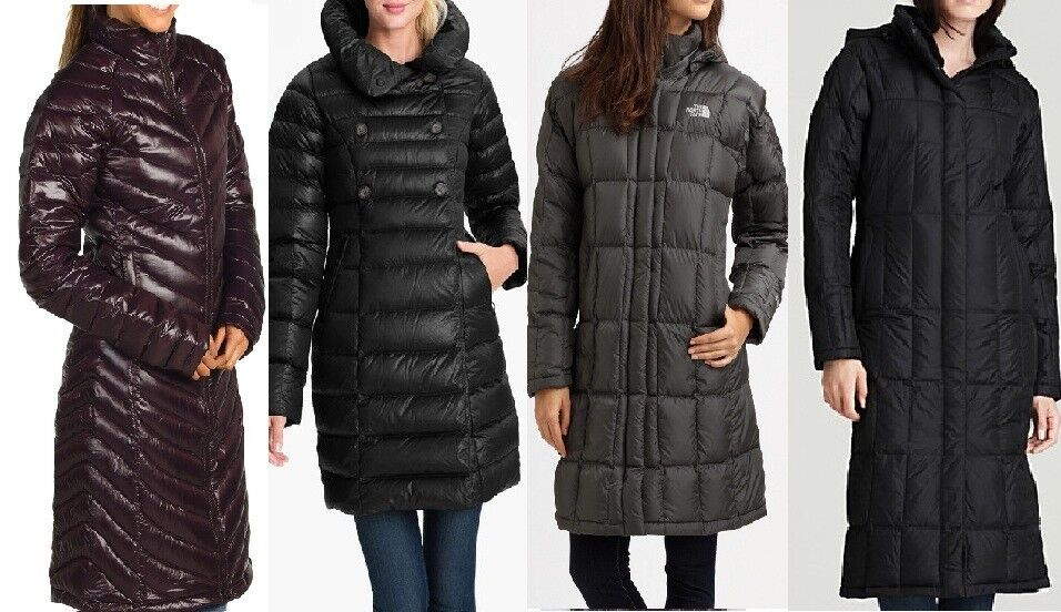 5f73367a6e The North Face Women s Down Jacket Coat- Metropolis