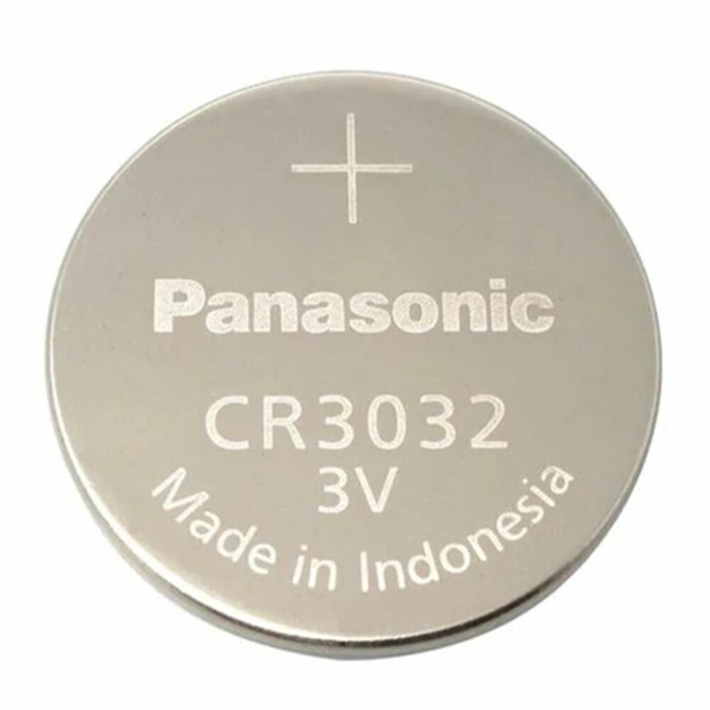 1 new batteries panasonic cr3032 br3032 3v lithium battery ebay. Black Bedroom Furniture Sets. Home Design Ideas