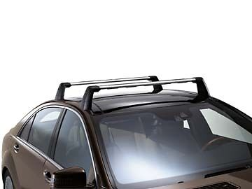 Oem genuine new mercedes benz roof rack basic carrier 10 for Mercedes benz roof rails