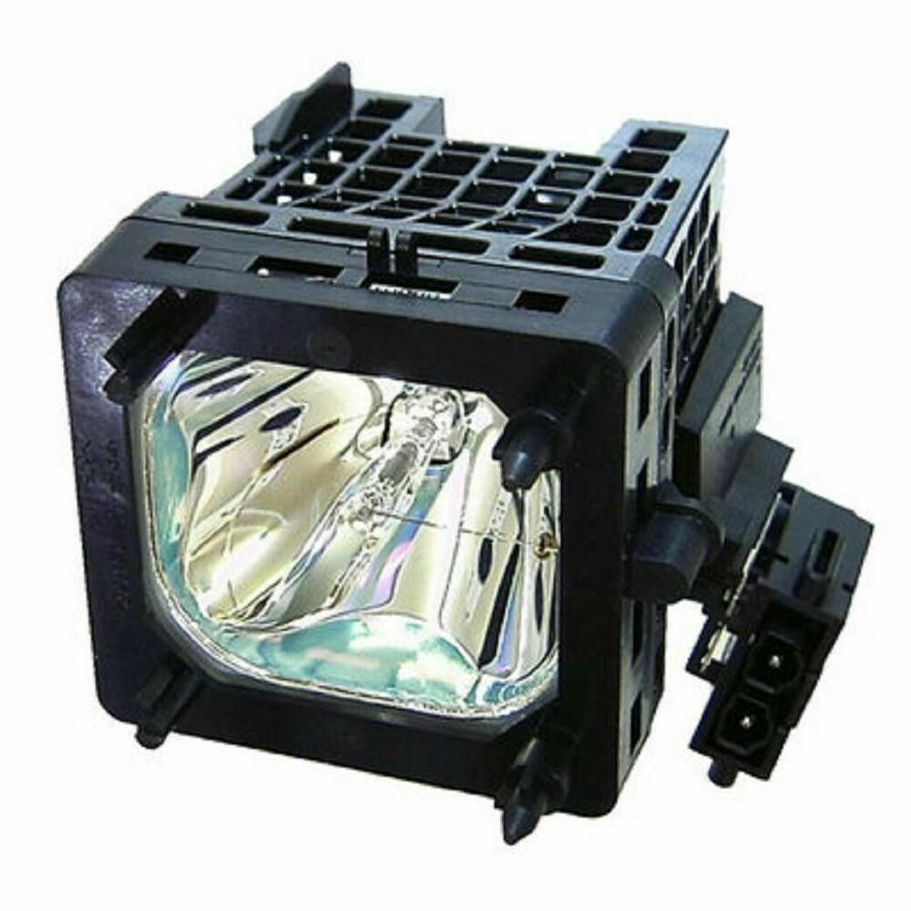 new sony xl 5200 xl5200 oem replacement lamp bulb w housing for sony. Black Bedroom Furniture Sets. Home Design Ideas