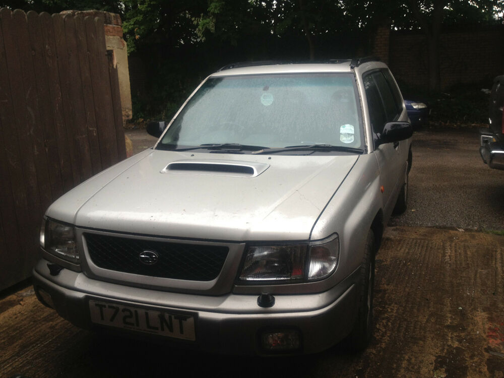 subaru forester turbo s great condition breaking all parts. Black Bedroom Furniture Sets. Home Design Ideas