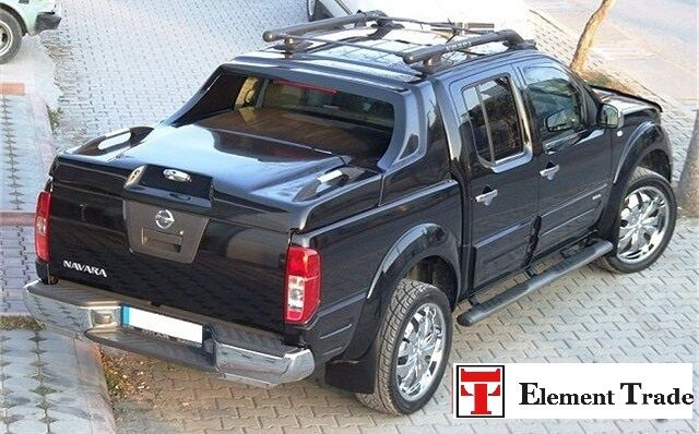 nissan navara d40 double cab fullbox hardtop. Black Bedroom Furniture Sets. Home Design Ideas