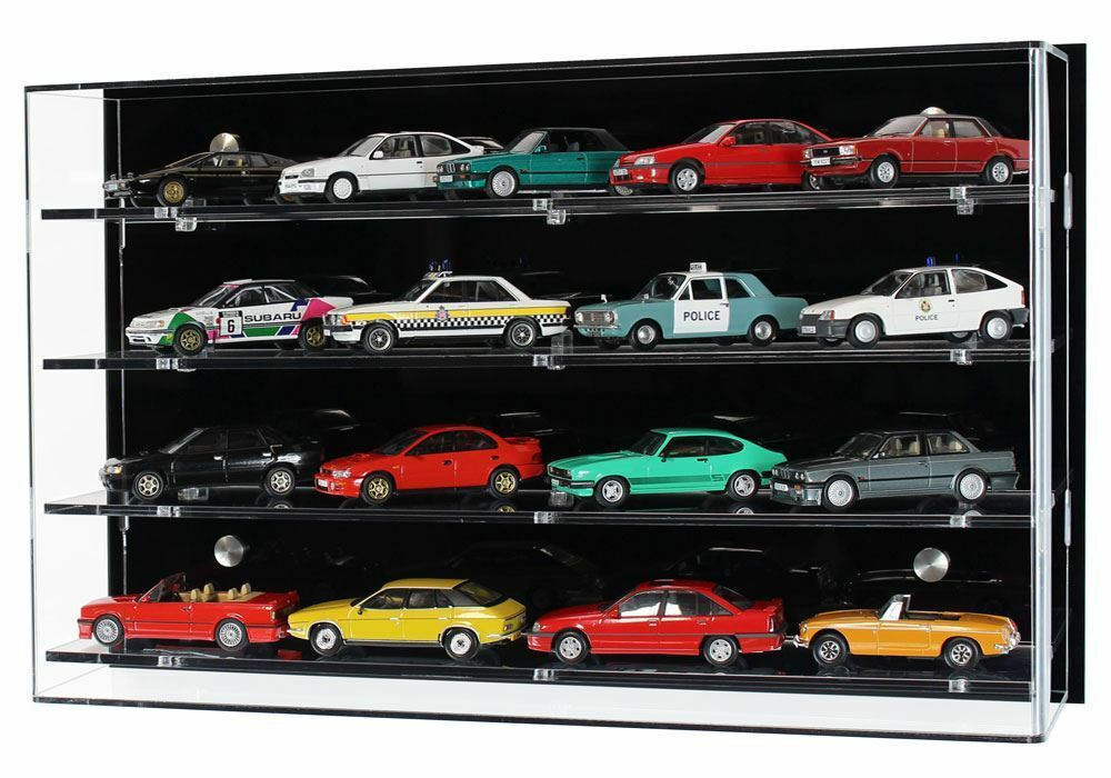 Acrylic Model Wall Display Case For 1 43 Scale Model Cars