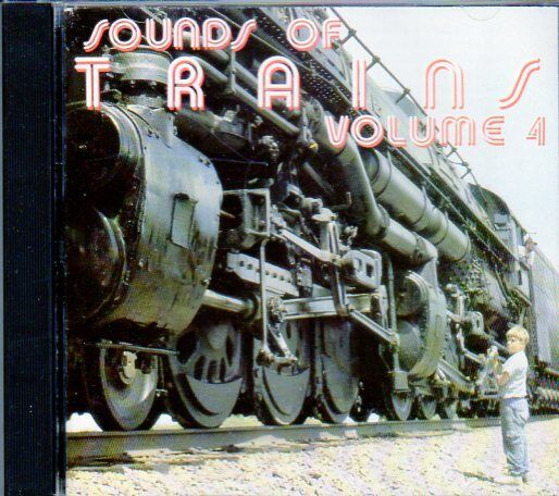 SOUNDS OF TRAINS Vol. 4: STEAM LOCOMOTIVE SOUND EFFECTS ...