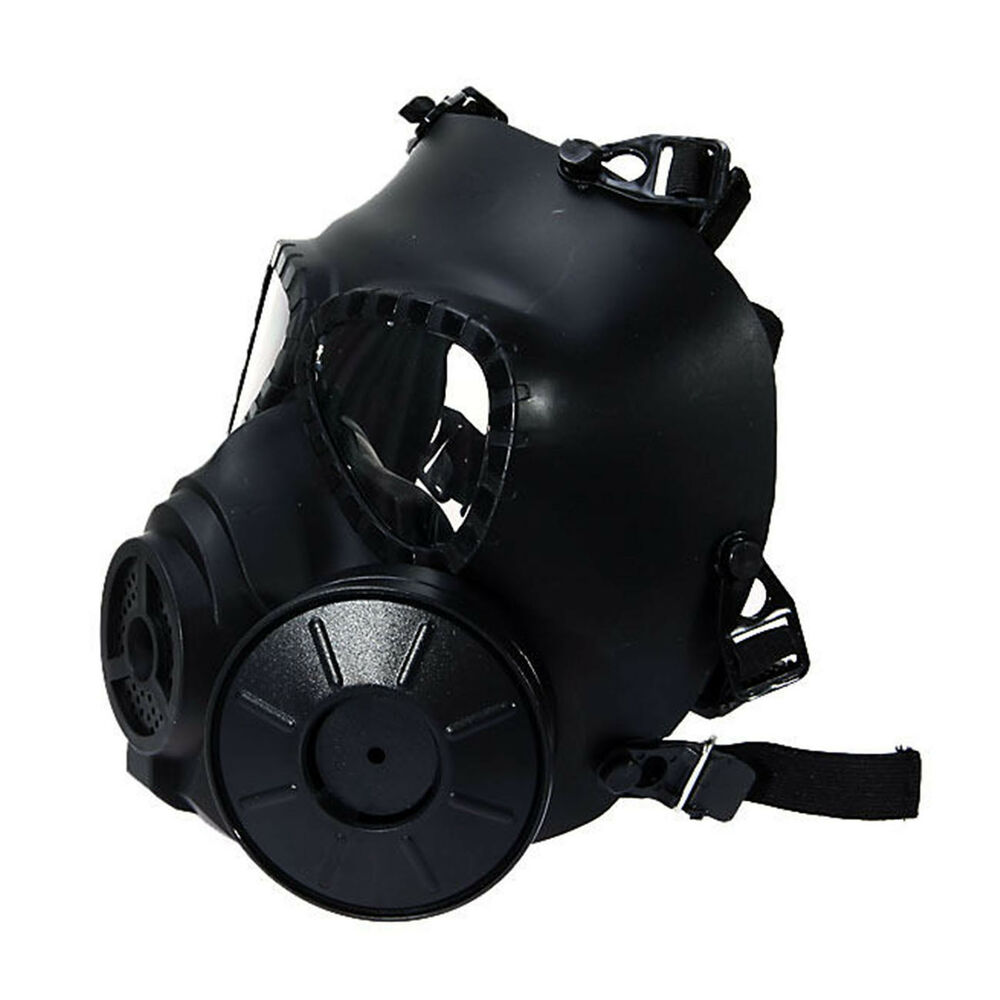 Airsoft Paintball Wargame Cosplay Gas Mask Protective Gear