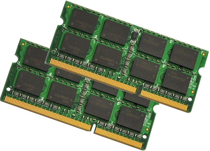 16gb 2x 8gb Ddr3 1600 Mhz Pc3 12800 Sodimm Laptop Memory Ram Kit 16
