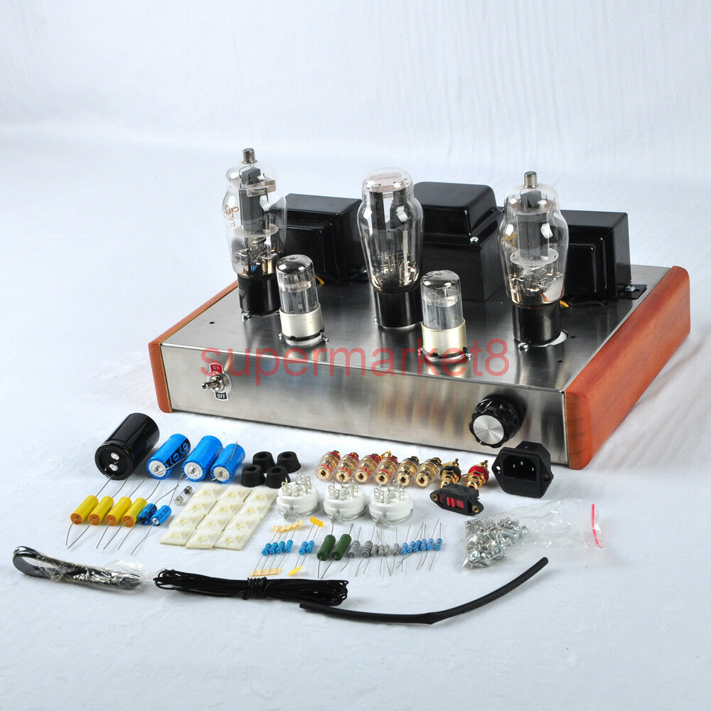Class A Single Ended FU7/807 6N8P Tube Audio Amplifier ...