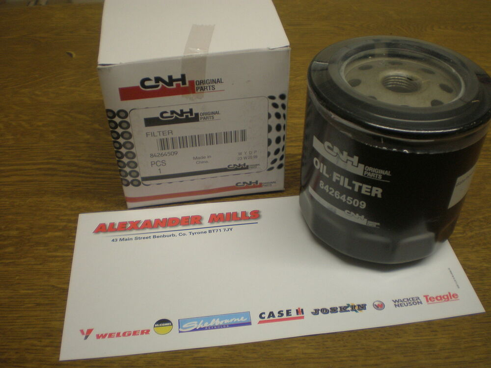 Case ih david brown tractor genuine engine oil filter for Case of motor oil prices