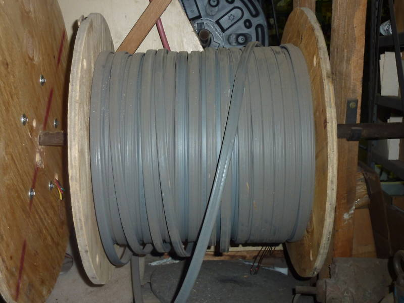 Direct Buried Cable : Cut to length w g uf b direct burial wire cable ebay