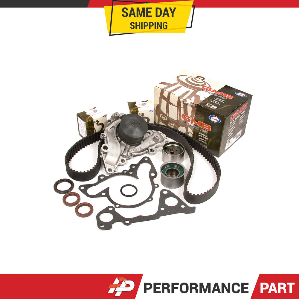 Dodge Chrysler Mitsubishi Eclipse Montero 6g72 6g73 Timing Belt 2001 Water Pump Kit 669145218543 Ebay