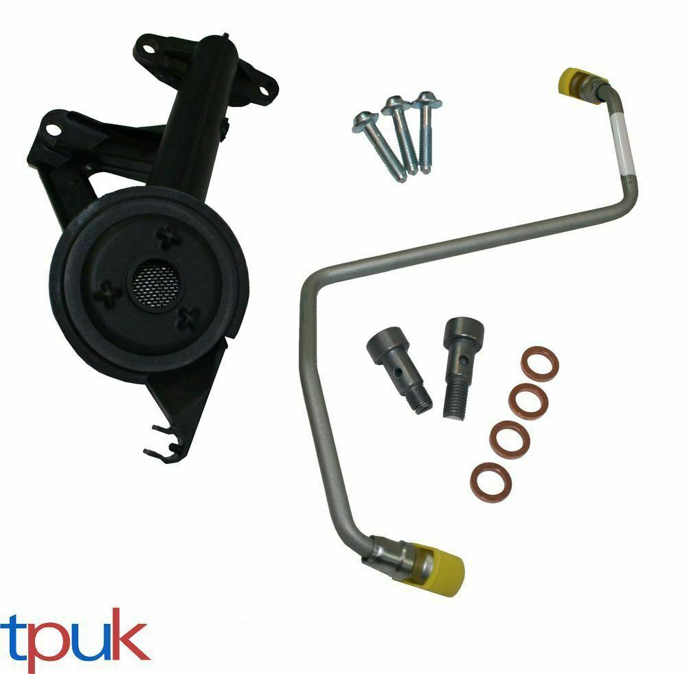 turbo fitting kit 1 6 hdi tdci dv6 90 banjo bolts 90ps ford peugeot citroen ebay. Black Bedroom Furniture Sets. Home Design Ideas