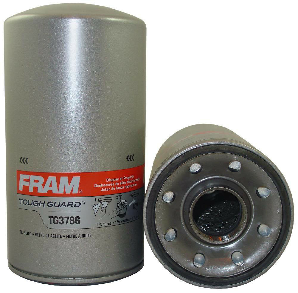 Fram Tg3786 Engine Oil Filter Six Pack 6 Ebay