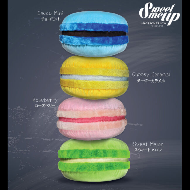 Macaron with Smell cushion pillow gift home decoration ...