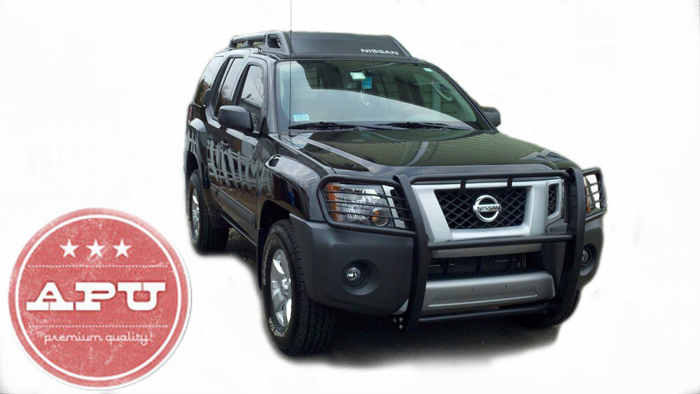 2007 Nissan Xterra Accessories >> APU Black Grille Brush Bumper Guard Push BAR [FIT: 2008-2012 Nissan Pathfinder] | eBay