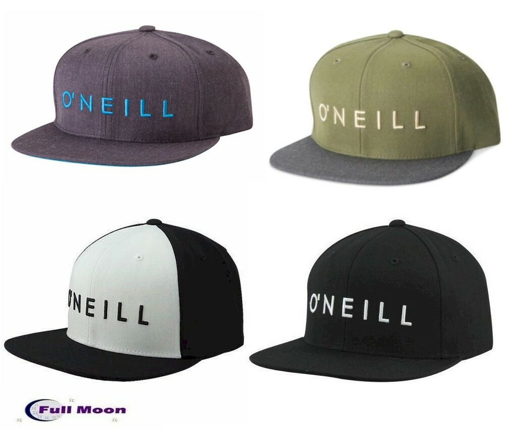 new o 39 neill yambao snapback cap hat ebay. Black Bedroom Furniture Sets. Home Design Ideas