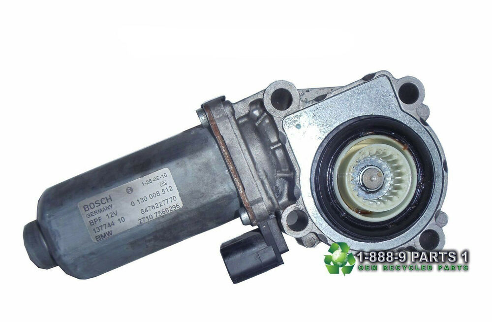 shift motor for transfer case bmw x3 x5 01 02 03 04 05 06