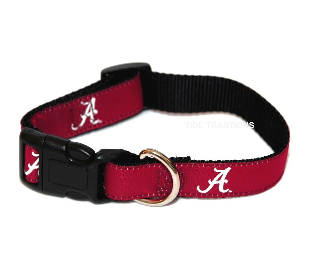 Alabama Dog Collar Pink