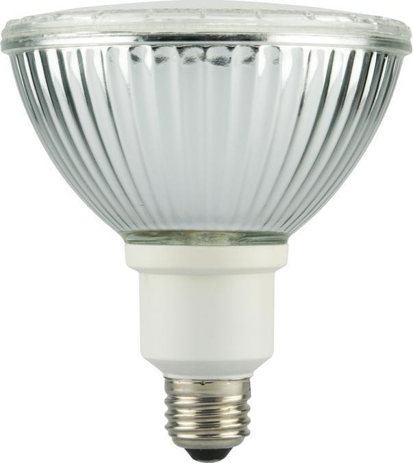 CFL 23 Watt R40 Fluorescent PAR38 = 90w Indoor Outdoor