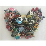 DISNEY TRADING PINS LOT 50  FAST SHIPPING BY US SELLER