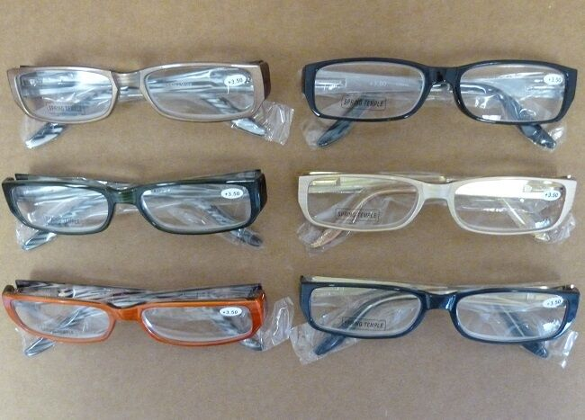 how to choose reading glasses with contacts
