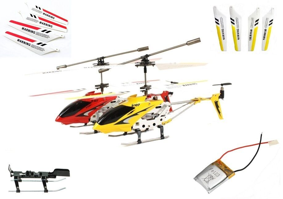 Syma s107g rc helicopter spare parts uk stock ebay for Helicoptere syma