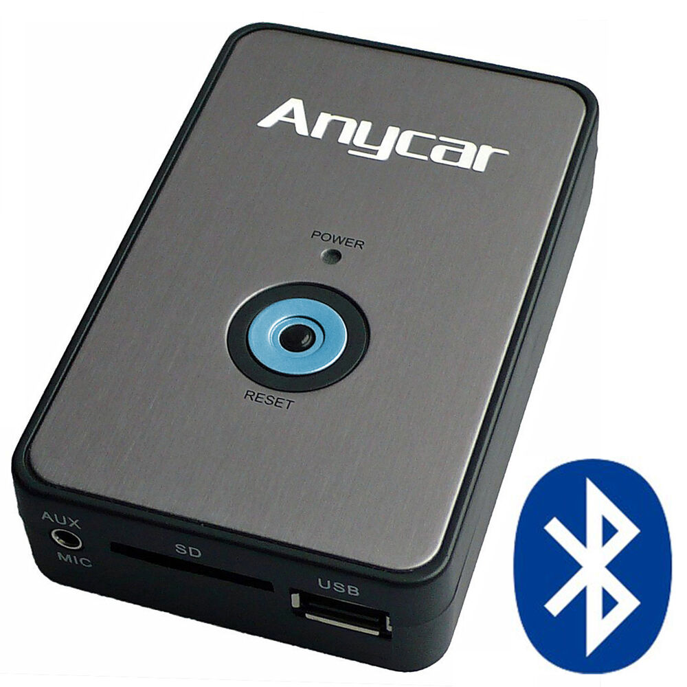 Bluetooth Adapter For Audi And Volkswagen Ipod Iphone Ami: USB MP3 Bluetooth Adapter MINI Cooper R50 R52 R53 Boost CD