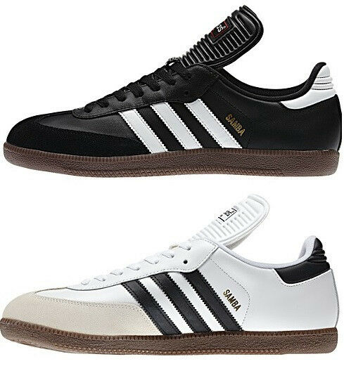 Men's Adidas Samba Classic Black or White Low Profile ...