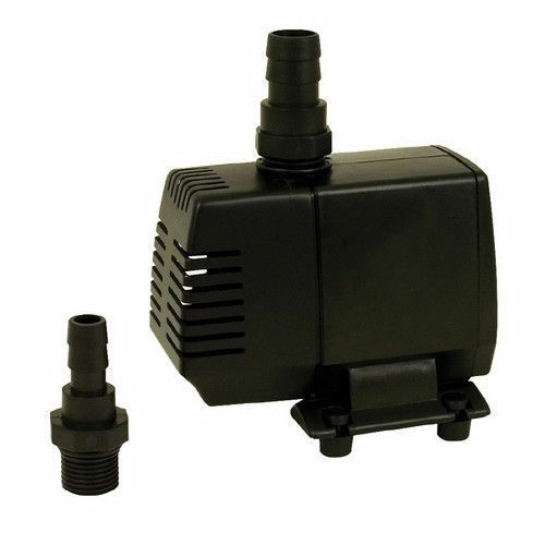 Tetra pond water garden pump 325 gph koi pond pump ebay for Garden fountain filters
