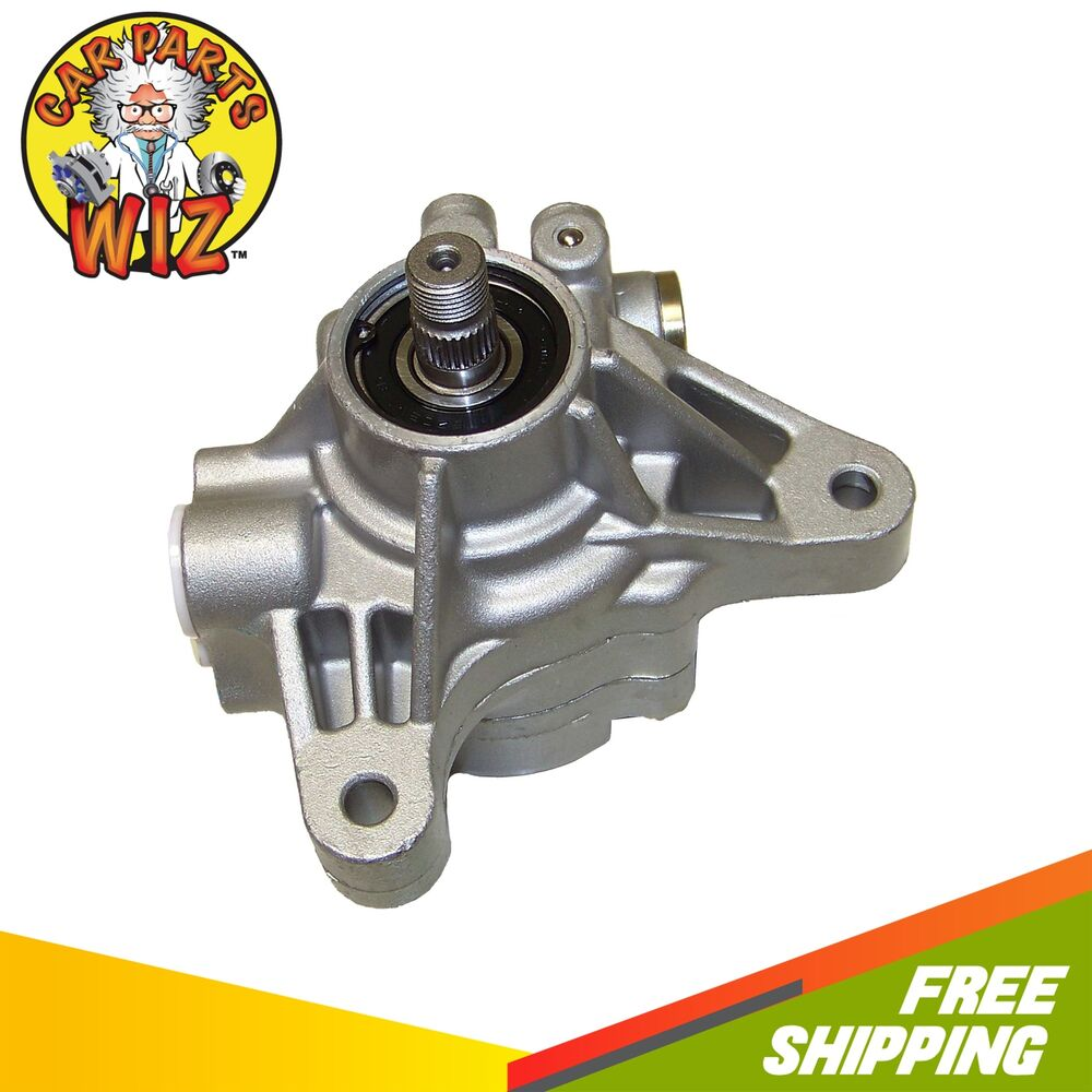 NEW Power Steering Pump Fits 02-11 Honda CRV Accord Acura