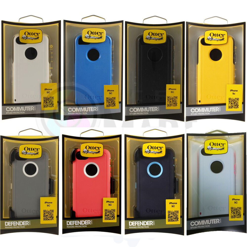 Iphone 5c Otterbox Clear 100% Genuine Otterbox ...