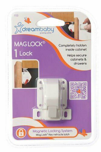 Dreambaby Mag Lock Single Child Proof Safety Magnetic