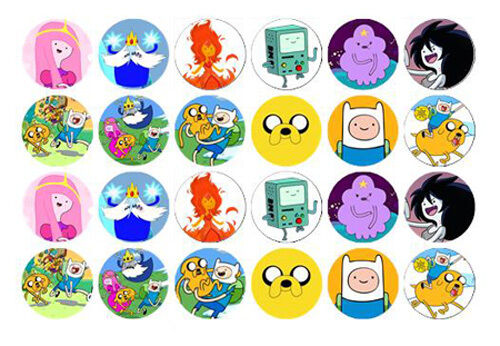 Adventure Time Cake Toppers Uk