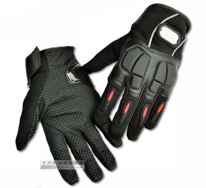 Sport Motorcycle Gloves: Motocross Racing Road Dirt Bike Bicycle Cycling Riding