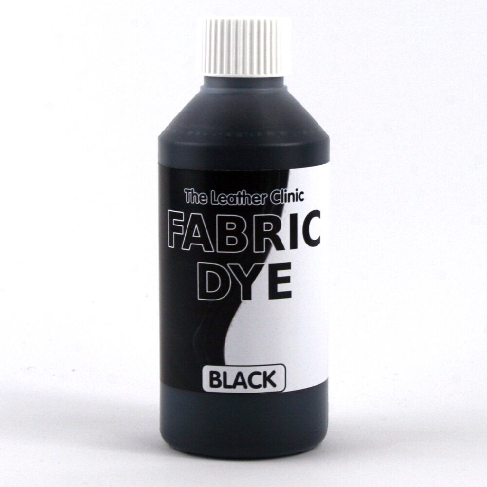 Black Fabric Dye For Shoes