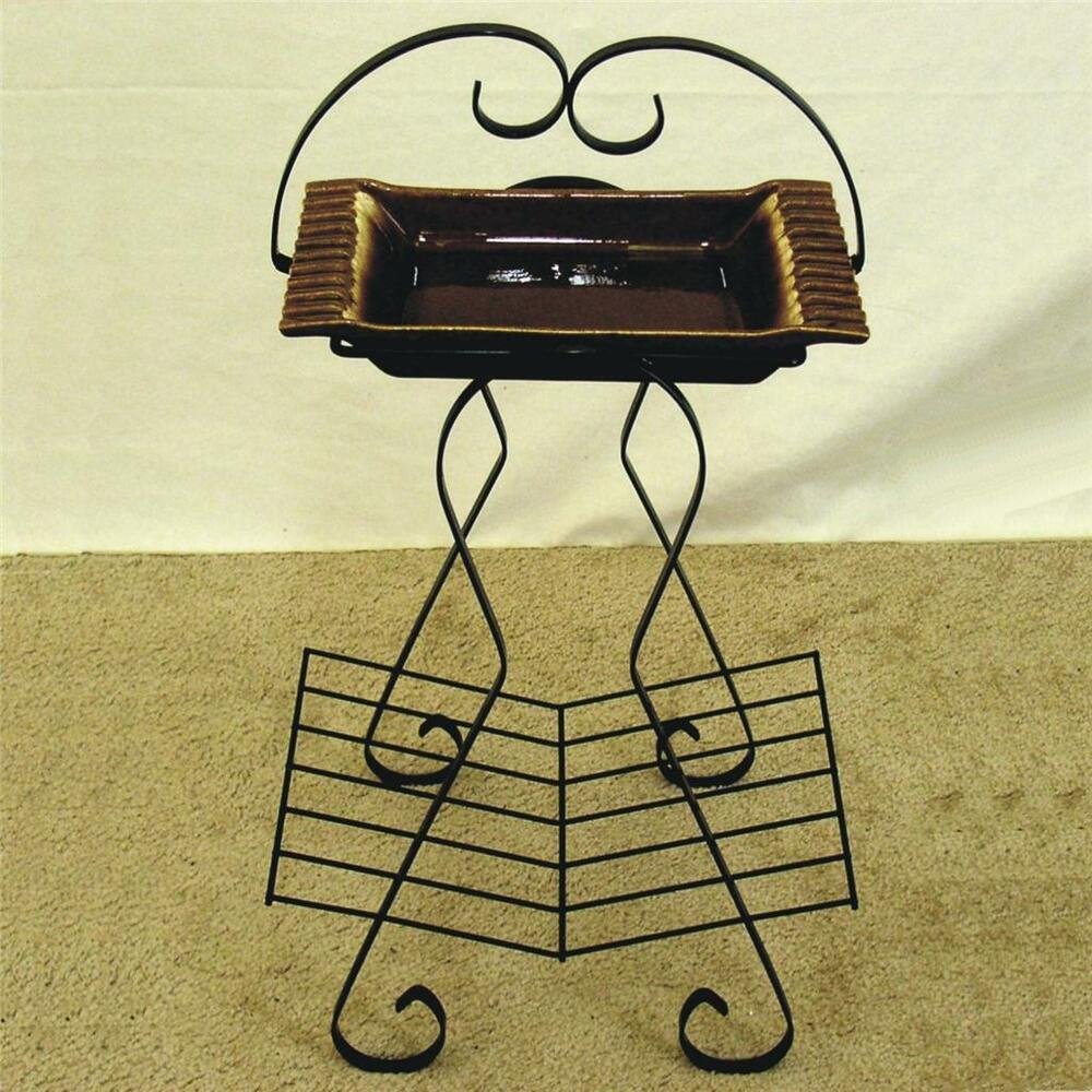 Old fashioned ashtray stand 43