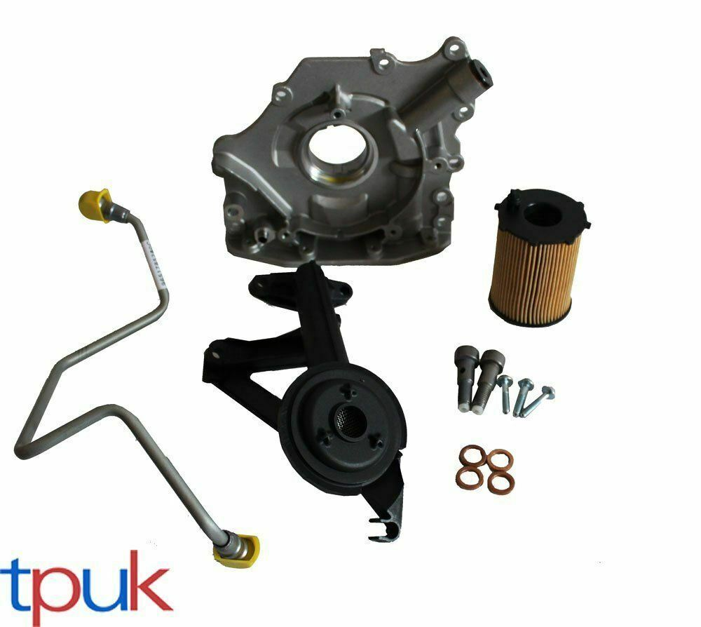 ford turbo fitting kit 1 6 hdi tdci dv6 110 oil pipes banjo bolts pump filter ebay. Black Bedroom Furniture Sets. Home Design Ideas