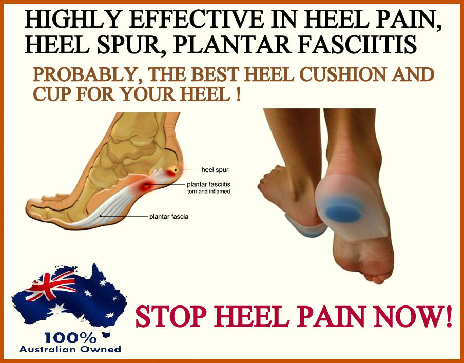 Shoes For Heel Pain For Mens