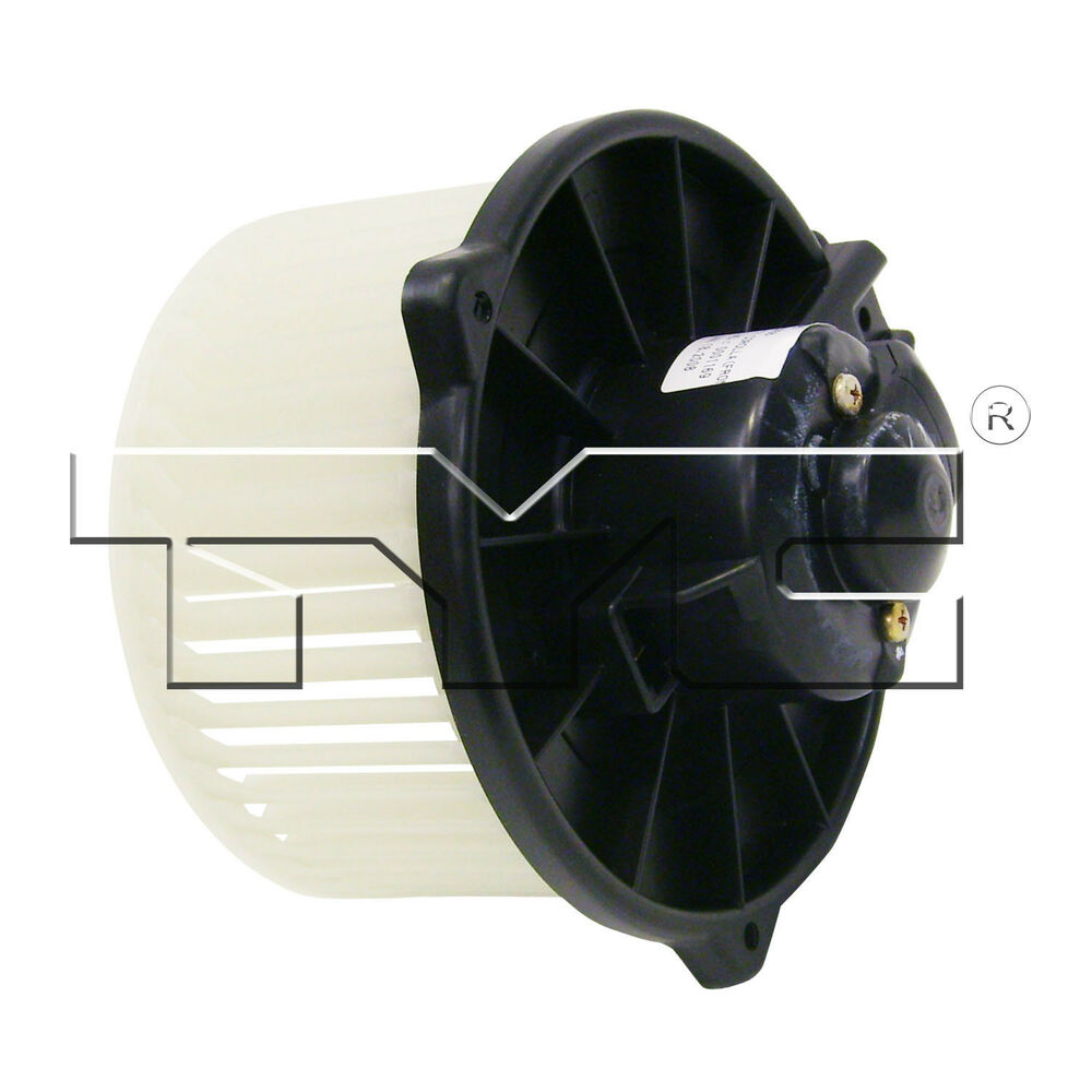 Tyc 700056 Hvac Blower Motor Ac Condenser Blower Assembly